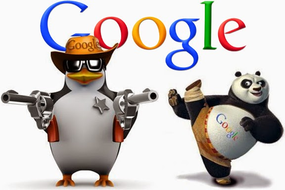De Panda en Penguin update van Google in 2016